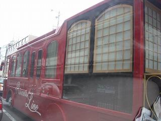 京都のバス