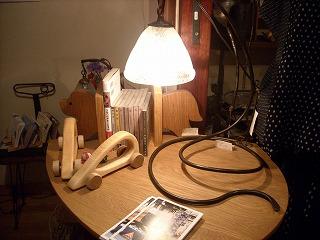 前田さんの灯り
