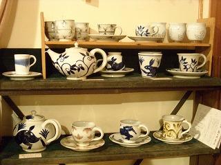 朝比奈さん陶器