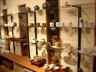 お茶の時間の器展