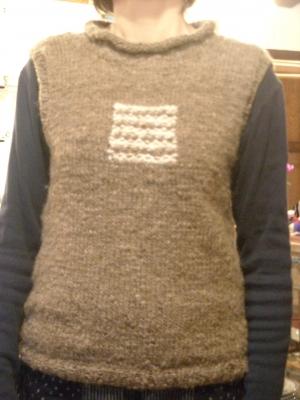 Tさんのセーター