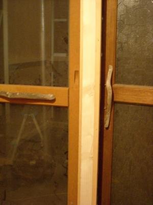 冷蔵庫の家のドア