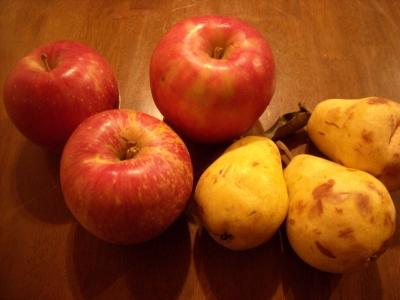 りんご・洋ナシ