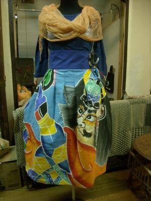 アリスのスカート