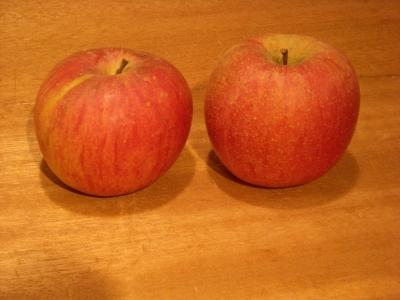 可愛いりんご